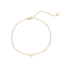 Yehwang Yehwang armbandje cute coin gold