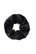 Musthaves Scrunchie sweet velvet zwart