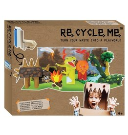 Re-Cycle-Me Re-Cycle-Me Knutsel een dinowereld