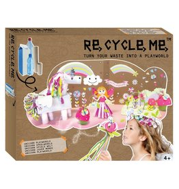Re-Cycle-Me Re-Cycle-Me Knutsel een unicornwereld