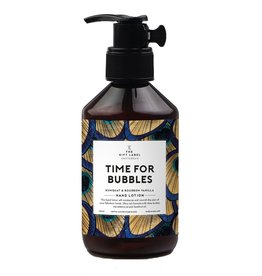 the gift label the gift label hand lotion 250 m - Time for bubbles