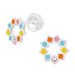 Precious jewels precious jewels oorbellen kleurtjes