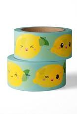 studio inktvis studio inktvis washi tape citroen
