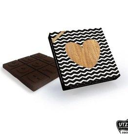 Paper art Paper art: Chocola BLANCO: GOLDEN HEART