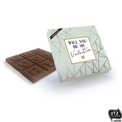Paper art Paper art: Chocola WILL YOU BE MY VALENTINE