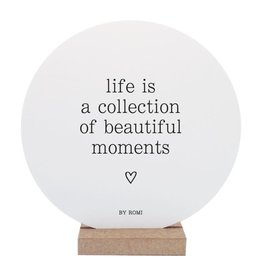 By romi By romi wooncirkel: Life is a collection of beautiful moments