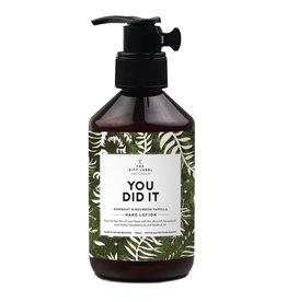 the gift label the gift label hand lotion 250 m - you did it SS21