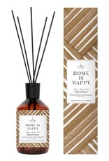 the gift label the gift label: geurstokjes Home is happy (spicy and royal oud)