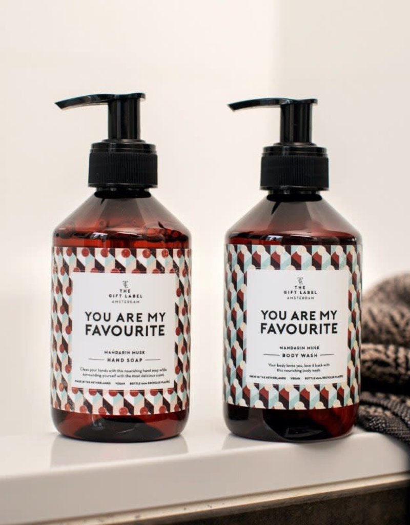 the gift label The gift label - Valentijn - You are my favorite - dames