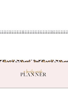 Stationery & gift stationery & gift a Lovely Week met ringband