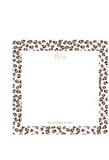 Stationery & gift Stationery & gift Pink leopard Notes