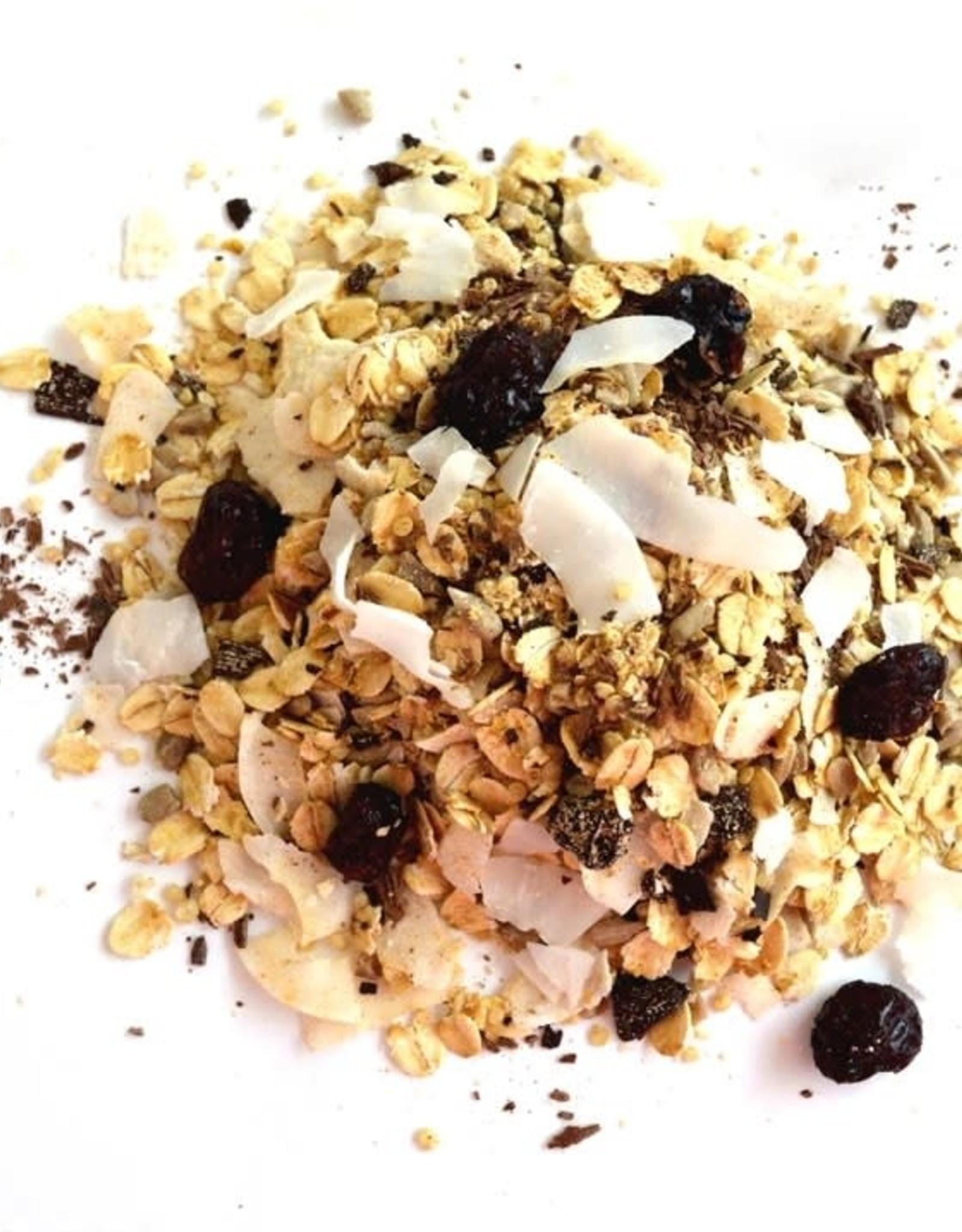 Karma karma karmakarma oats CHOCOLADE & VEENBESSEN bio haver zakje