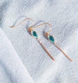 Isa en Roza Isa en Roza 018 oorbellen