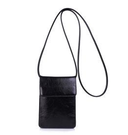 Ines Delaure Ines Delaure handtasje zwart