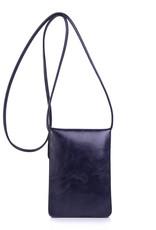Ines Delaure Ines Delaure handtasje donkerblauw