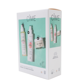 Cîme Cîme Skincare box normale of gevoelige huid