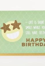 Enfant Terrible Dubbele wenskaart Enfant terrible: Happy birthday