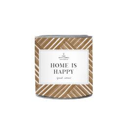 the gift label the gift label geurkaars klein Home is happy (jasmine vanilla)