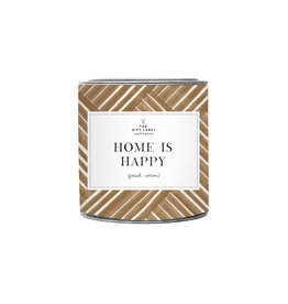 the gift label the gift label geurkaars groot  Home is happy SS21 - jasmine vanilla
