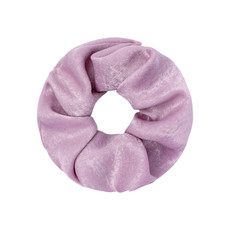 Yehwang Scrunchie satin feel lila