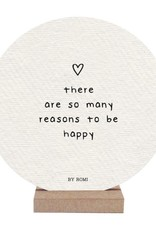 By romi By romi: wooncirkel / there are so many reasons to be happy