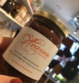 Heaven divine chocolate Heaven divine chocolate chocopasta NOUGAT
