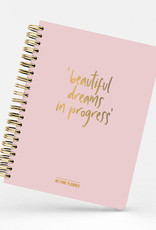 studio stationery Studio stationery My pink planner Beautiful Dreams in progress