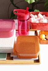 A little lovely company ALLC lunch & snackbox set: Autumn pink