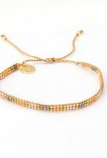 WM jewellery WM Jewellery armbandje Eveline