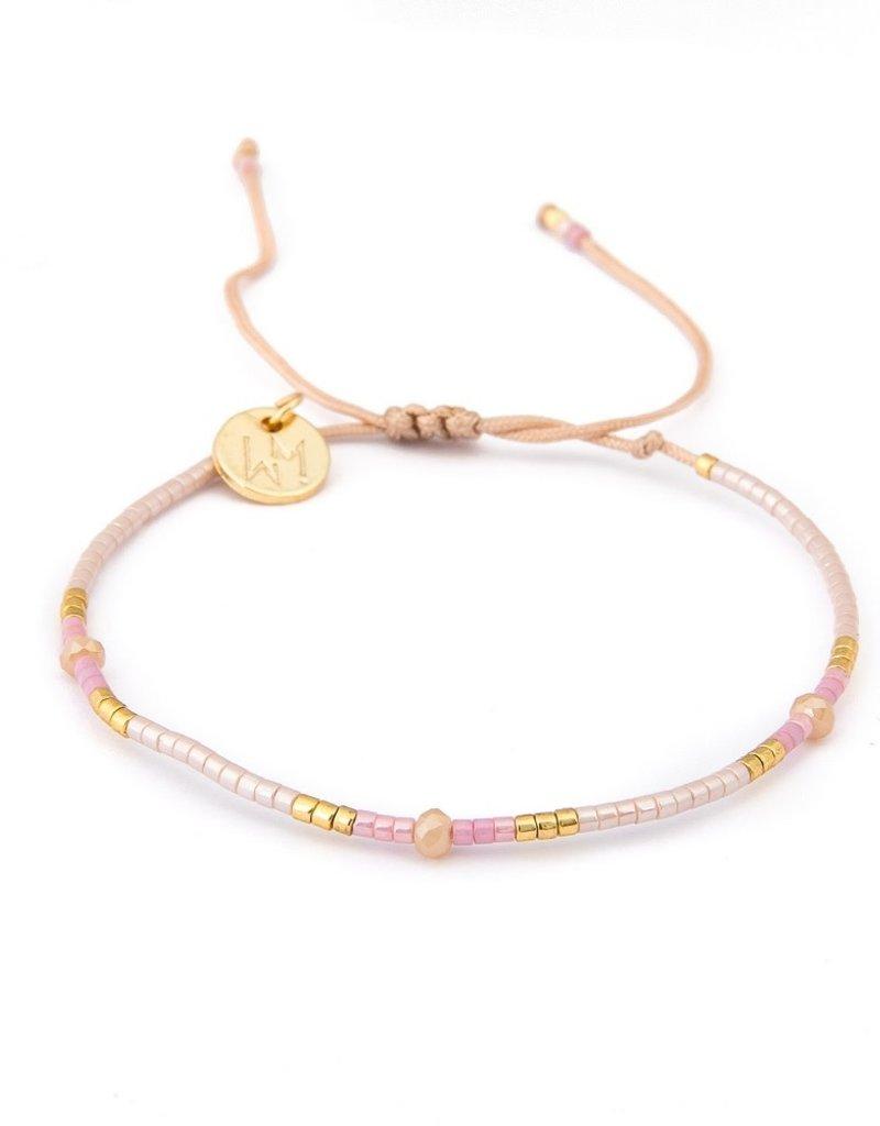 WM jewellery WM Jewellery armbandje Edith