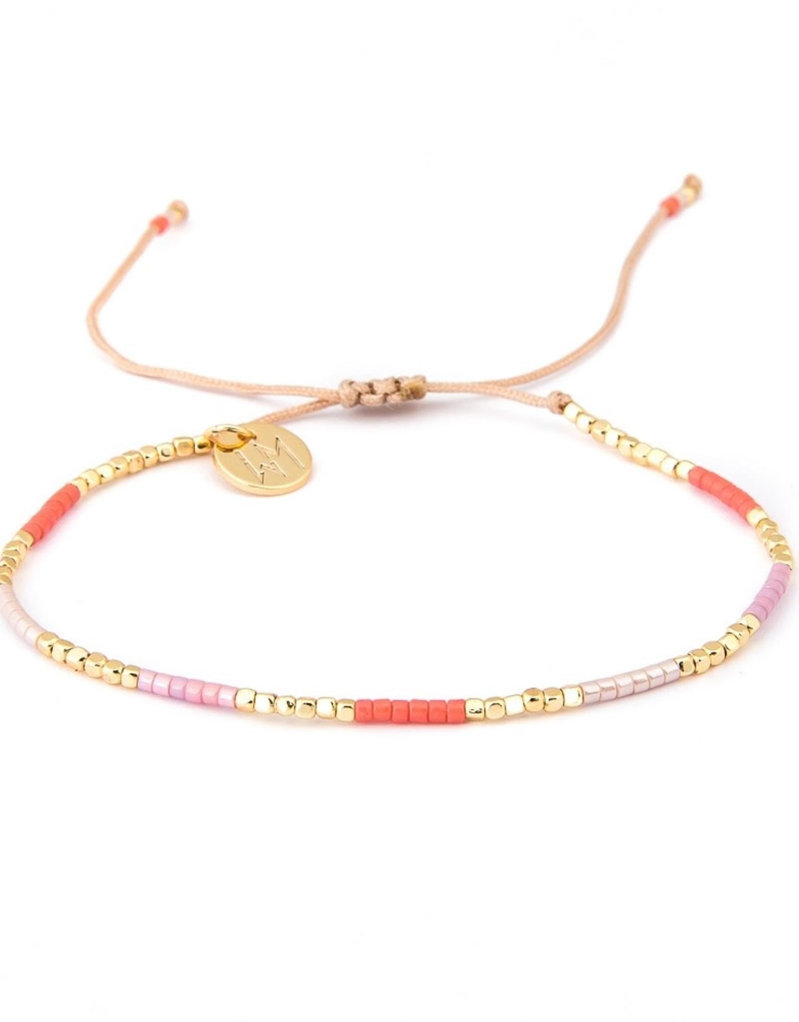 WM jewellery WM Jewellery armbandje Emmy