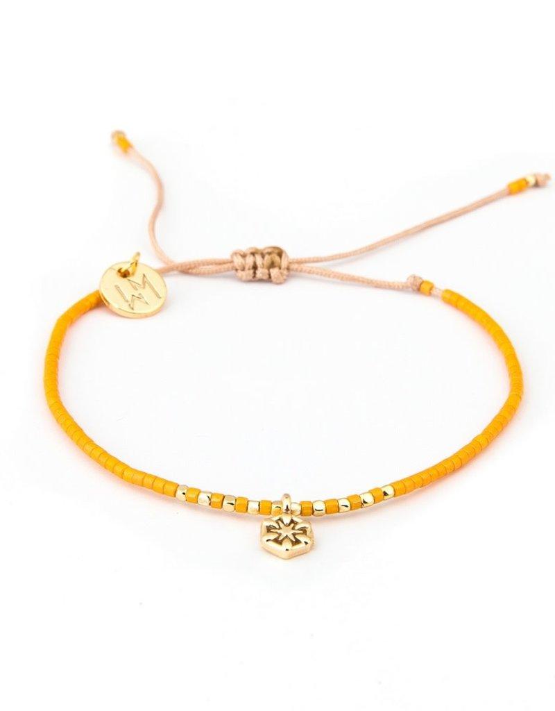 WM jewellery WM Jewellery armbandje Elvira