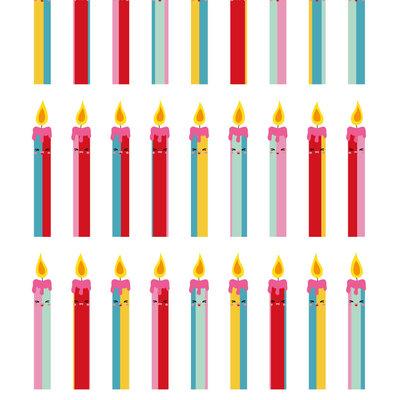 Studio inktvis kaart a6 studio inktvis: verjaardagskaarsjes