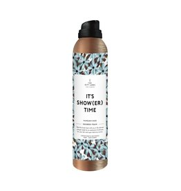 the gift label The gift : Body foam 200 ml - it's shower time