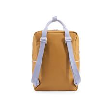 Sticky Lemon Sticky lemon large backpack wanderer |caramel fudge + sky blue + pirate purple