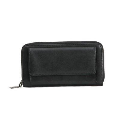 Just dreamz Just dreamz: Wallet Zanzibar XL zwart