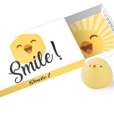 Paper art Paper art: Greeting Box Smile