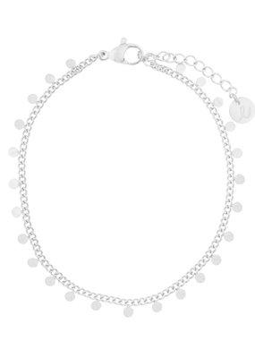 Essentialistics Essentialistics armbandje Tiny circles - zilver