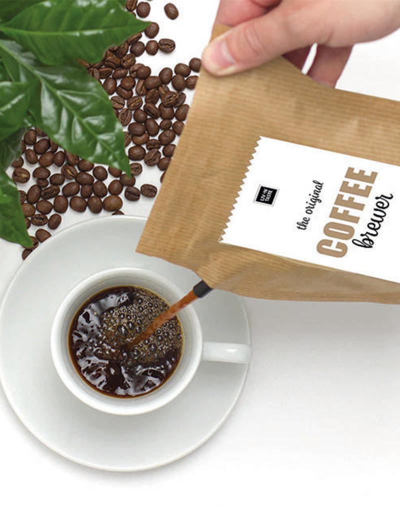 Liv'n taste Liv'n taste Coffeebrewer Today is your day
