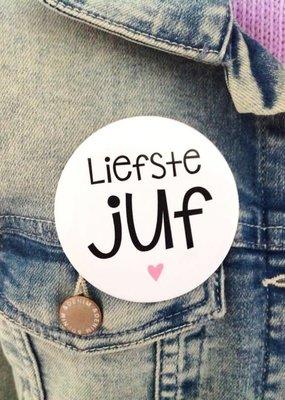 By romi By romi Liefste juf / Button