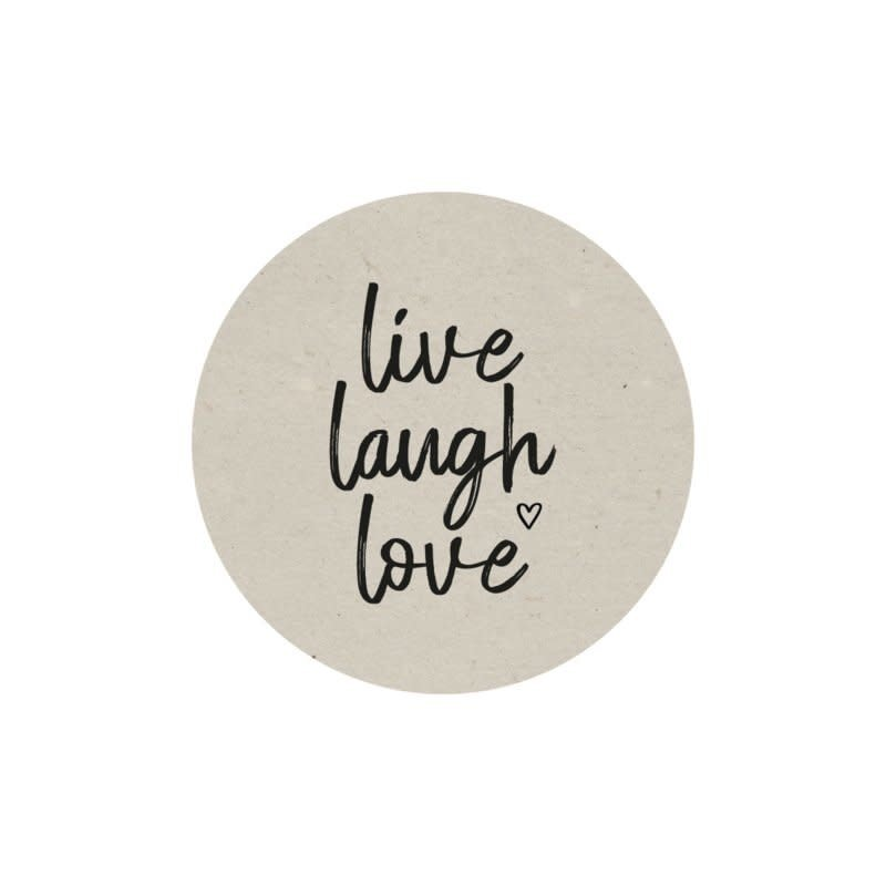 By romi By romi Magneet / Live laugh love