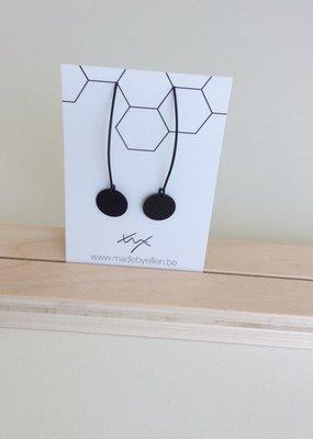 made by ellen Made by ellen 081 hangers zwart