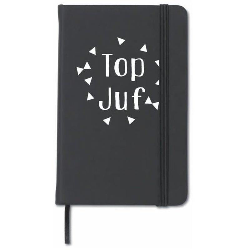 """Sproetiz Sproetiz: Notitieboekje """"Top juf"""""""