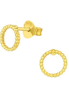 Precious jewels Precious jewels: cirkel goud