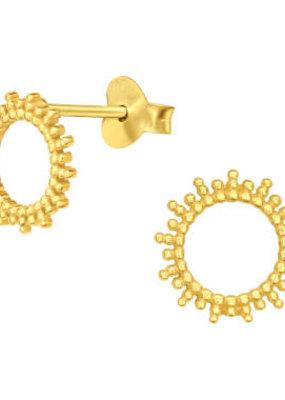 Precious jewels Precious jewels: cirkel goud (1)