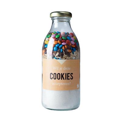 Geven is leuker Geven is leuker:  Wil je deze cookies accepteren?