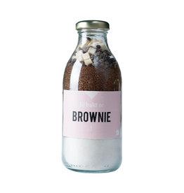 Geven is leuker Geven is leuker: Jij bakt ze brownie!