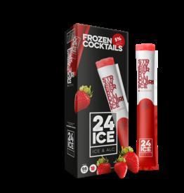 24 ICE Frozen cocktails 24 Ice Frozen Cocktails: Strawberry Daiquiri ICE