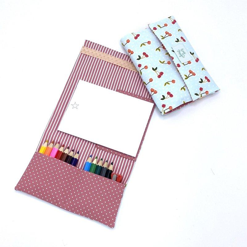 Tiny magic Tiny Magic: Kleurboek kersen