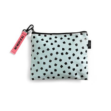 Studio stationery Studio stationery Canvas bag mint dots